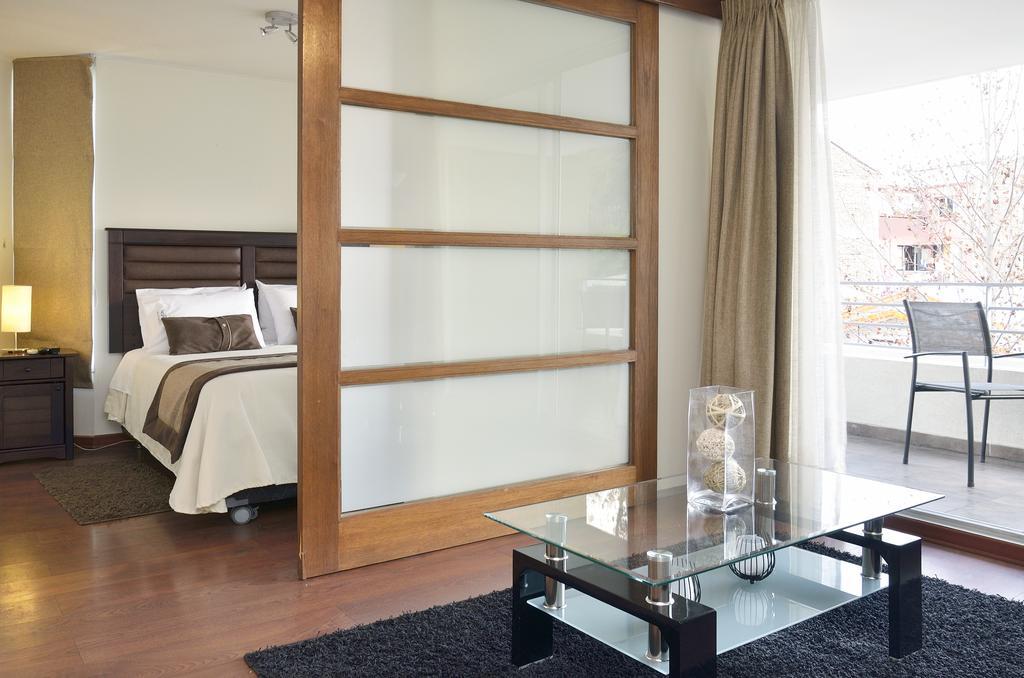 Hotéis recomendados em Santiago apartamentos