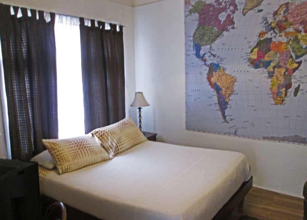 Hotéis recomendados em Santiago hostel