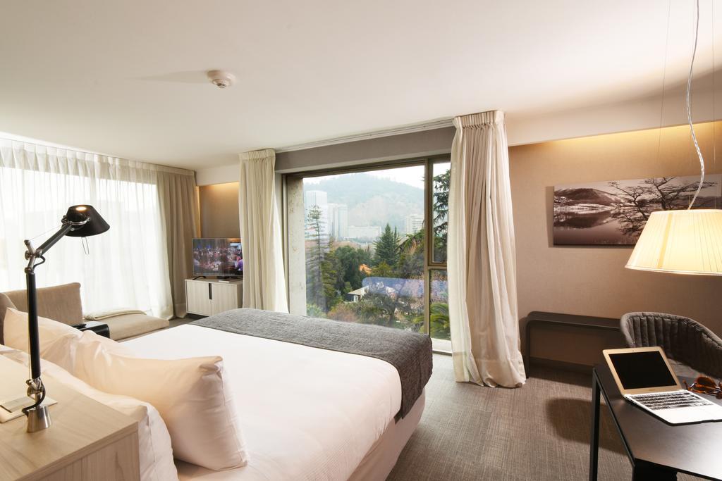 hotéis mais baratos em Santiago