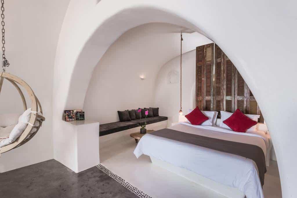 hotéis perto do Santorini Airport