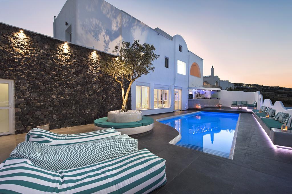 Hotéis recomendados em Santorini 5 estrelas