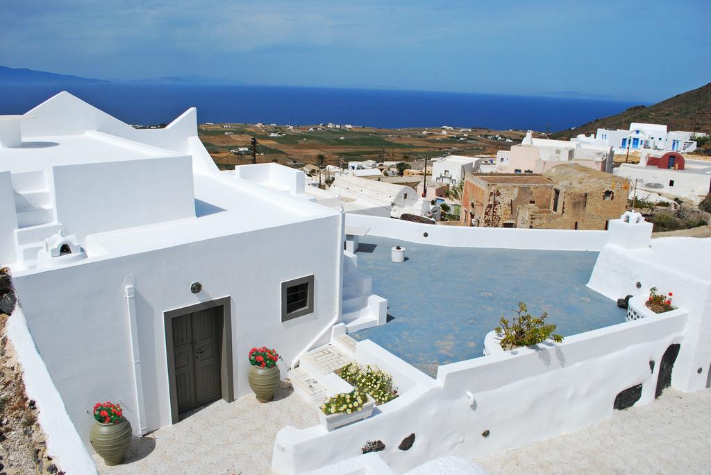 hospedagem com vista na grecia