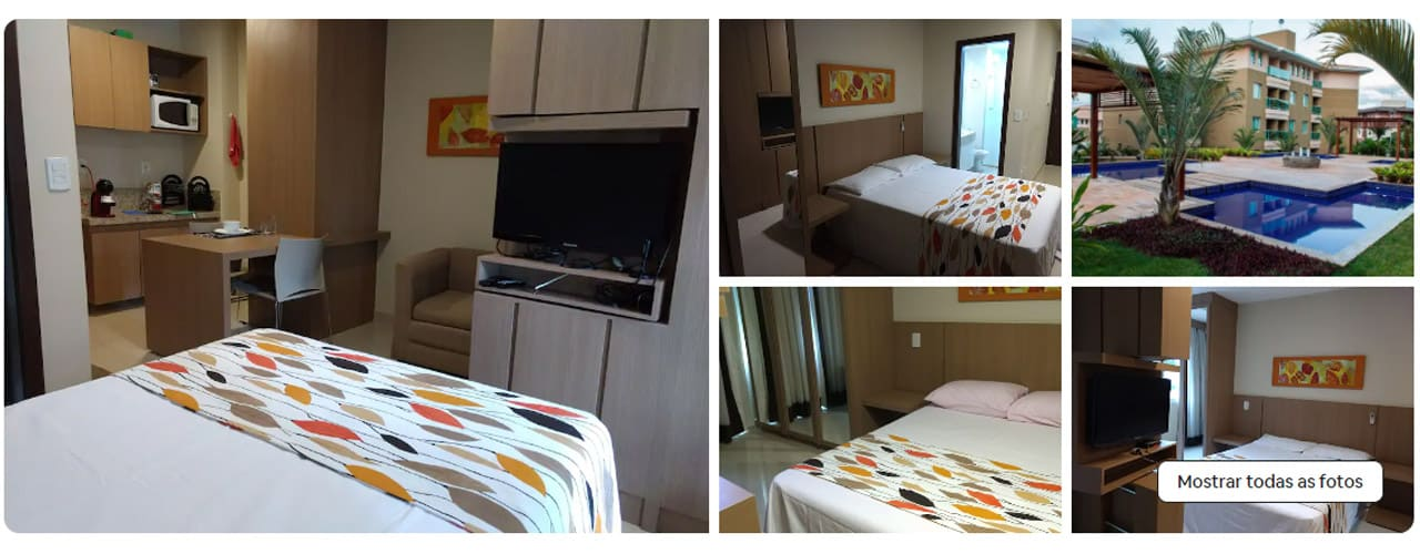 booking Brasília