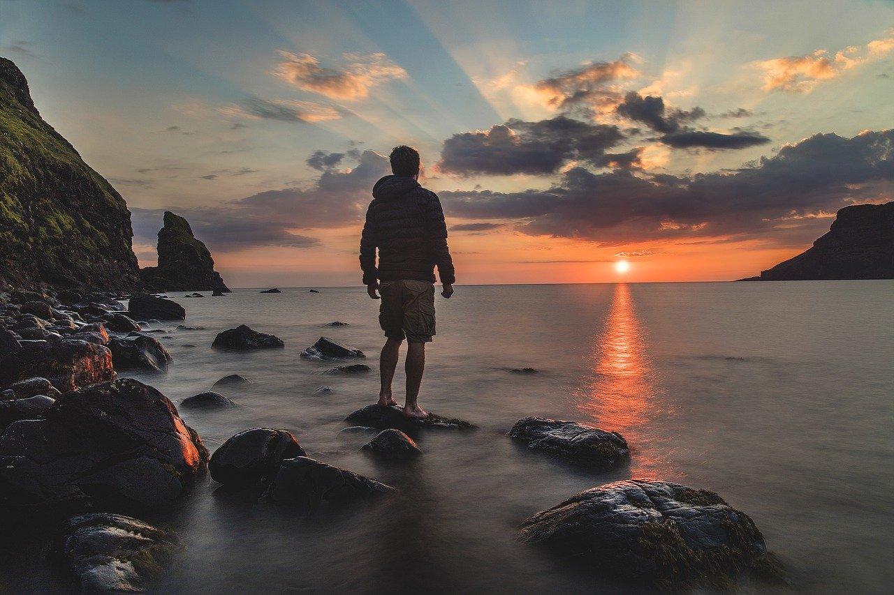 lugares para ver o pôr do sol