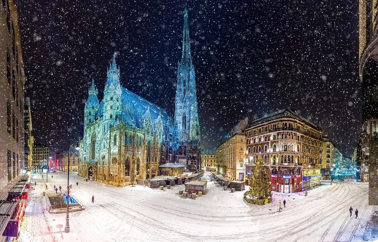austria no inverno