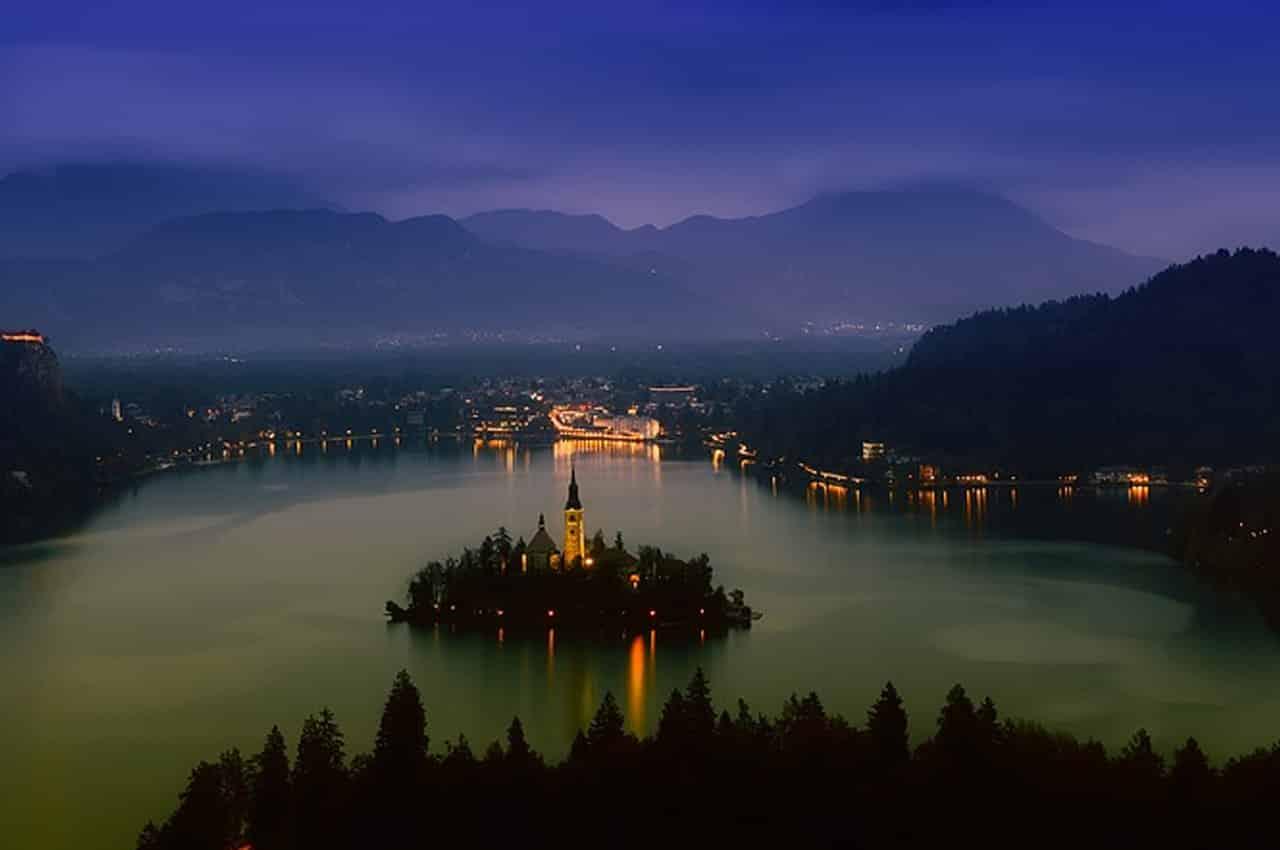 pontos turisticos da eslovenia
