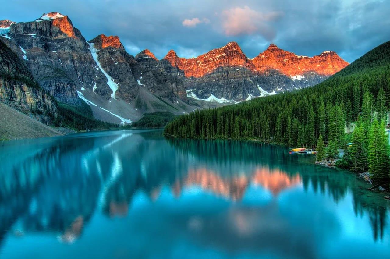 paisagens naturais fotos