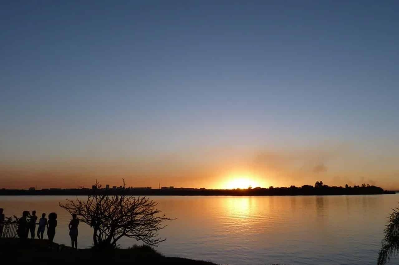 lago paranoá df
