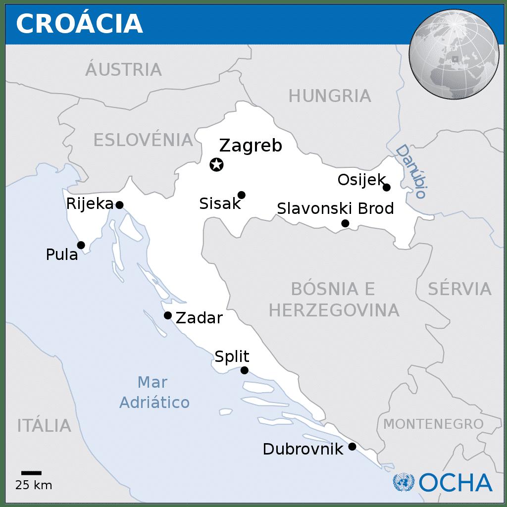 croácia turismo