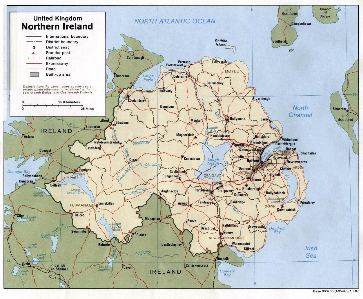 turismo irlanda do norte