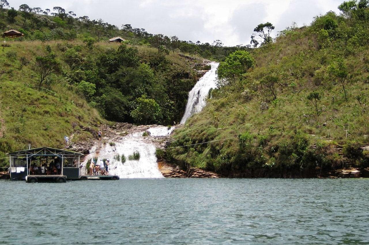 fotos de cachoeiras Capitólio