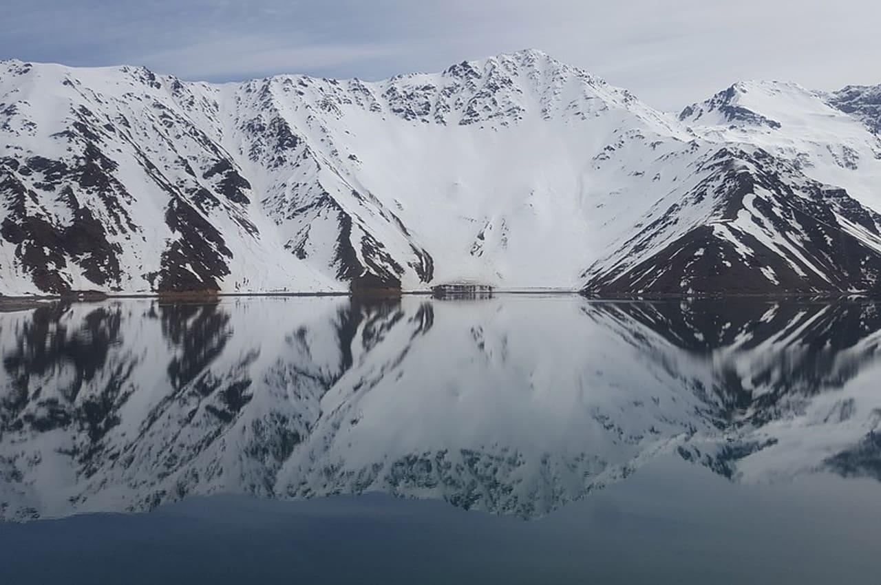 fotos de paisagens naturais chile inverno