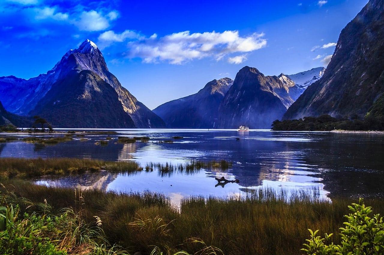 Nova Zelândia fotos