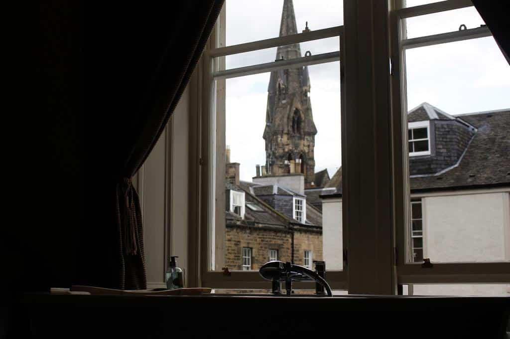 Hoteis em Edimburgo Royal Mile