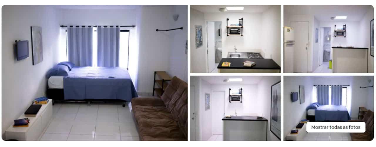 airbnb brasilia asa norte