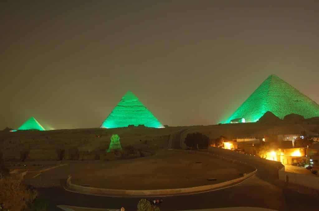 piramides do egito hoteis