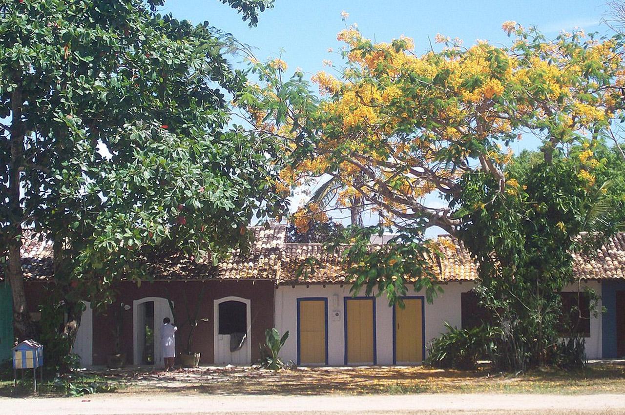 aldeia Porto Seguro