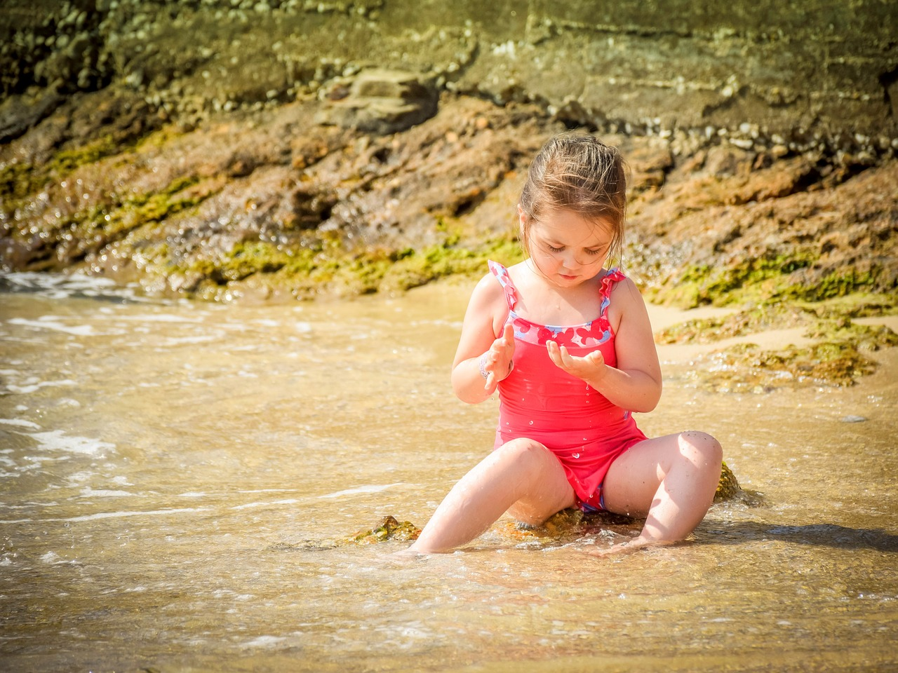 foto de praia facebook