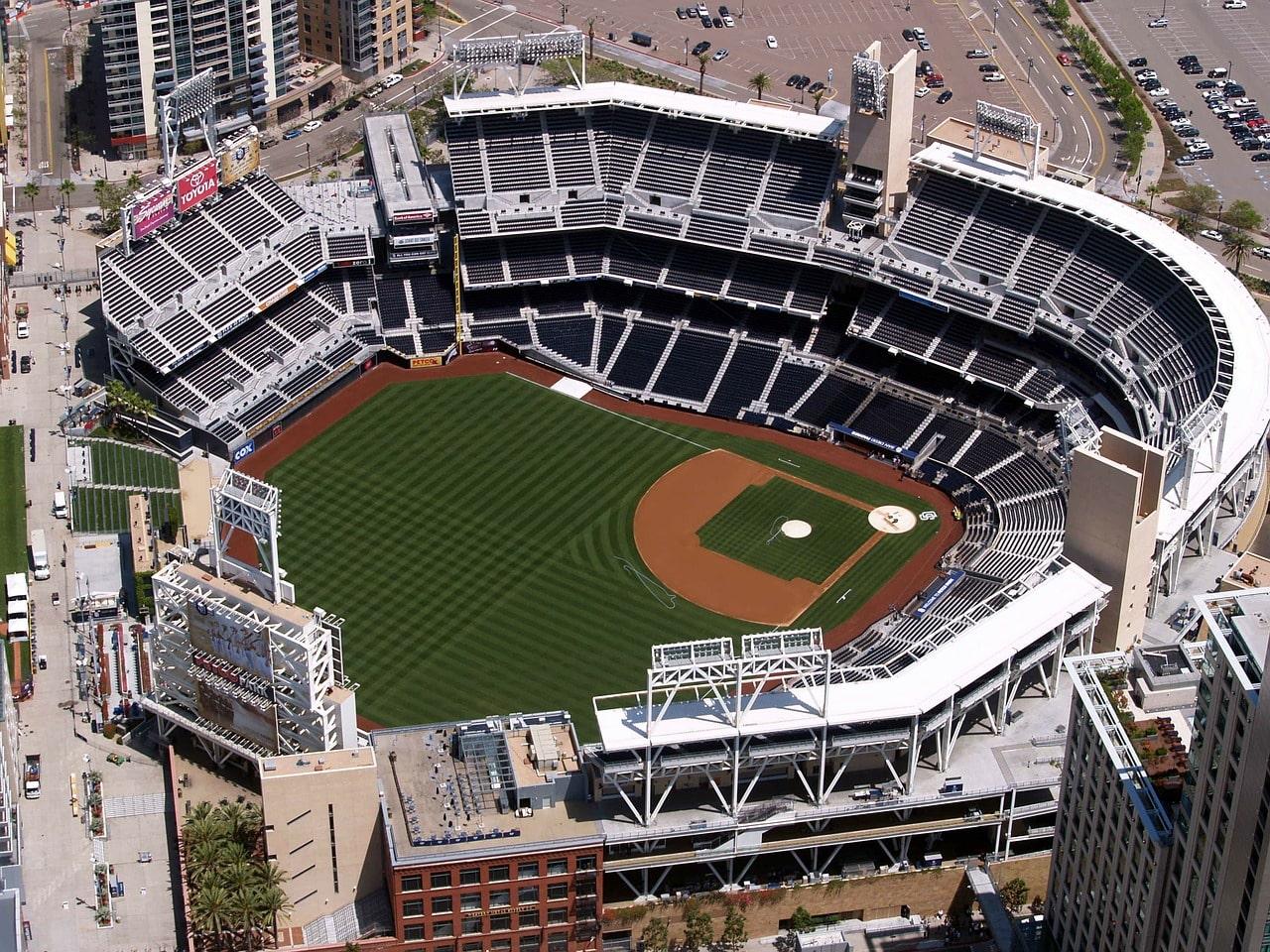 petco park beisebol california