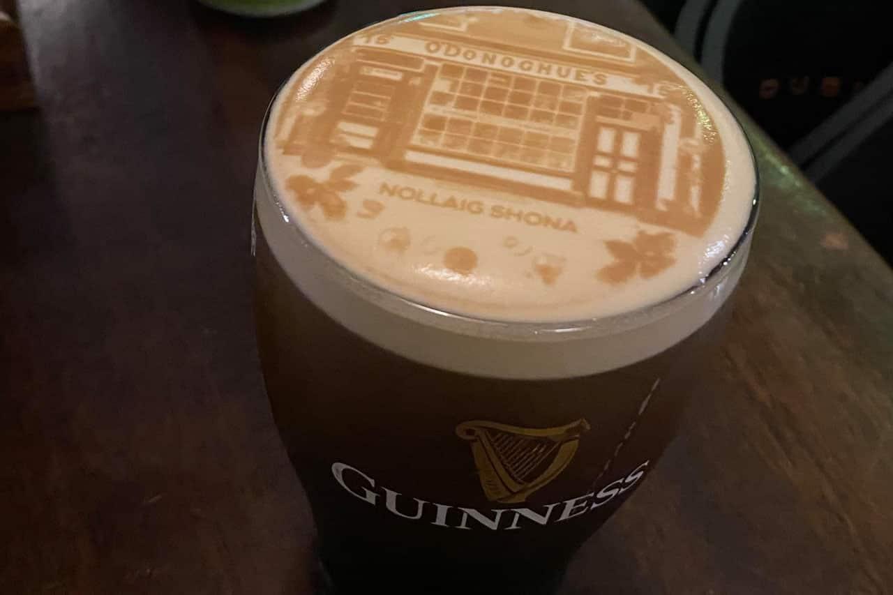 pub irlandês dublin