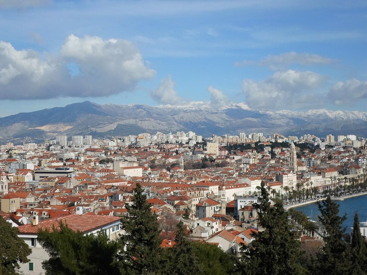 turismo em split