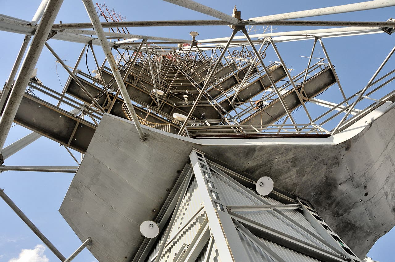 brasilia torre de tv