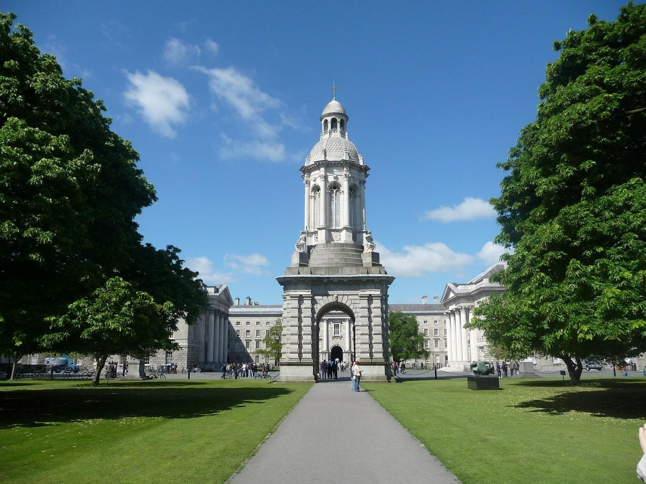 Pontos turísticos em Dublin?