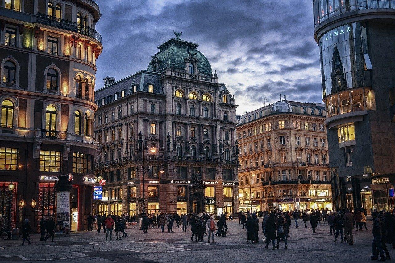 capital da austria