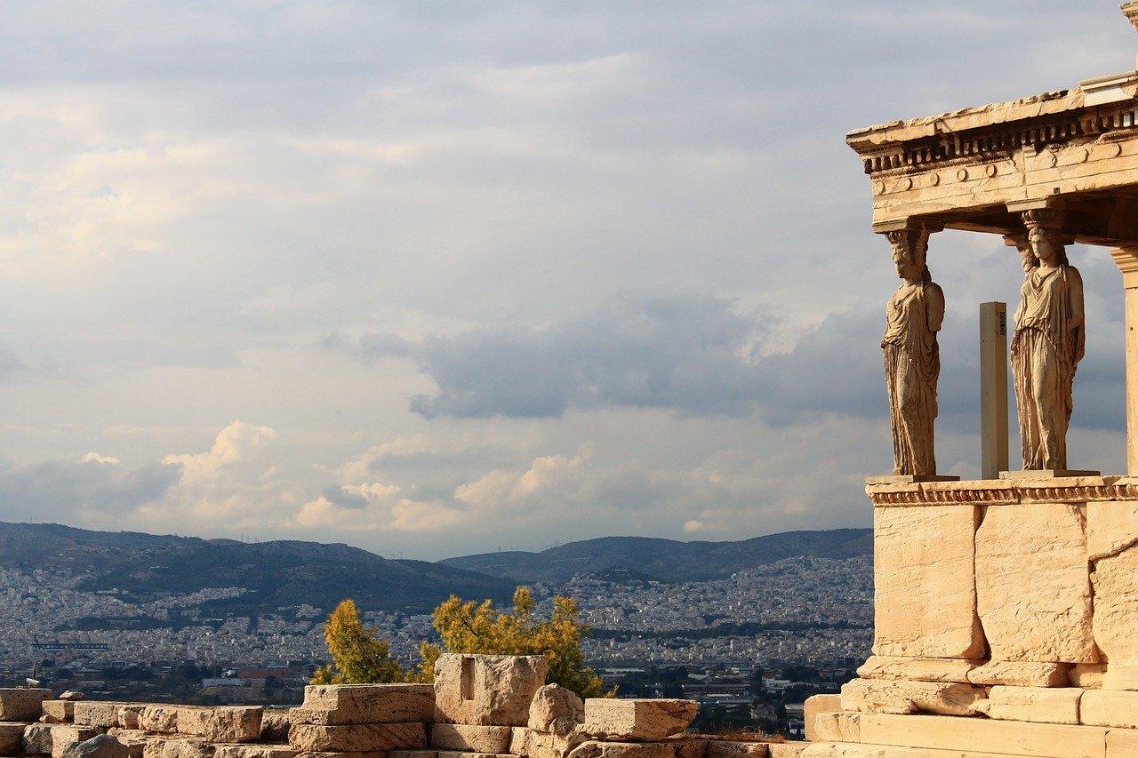 atenas, capital da grecia