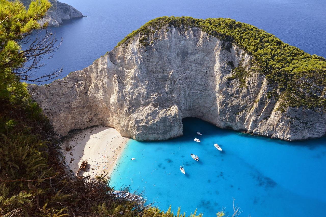 para onde ir na grecia