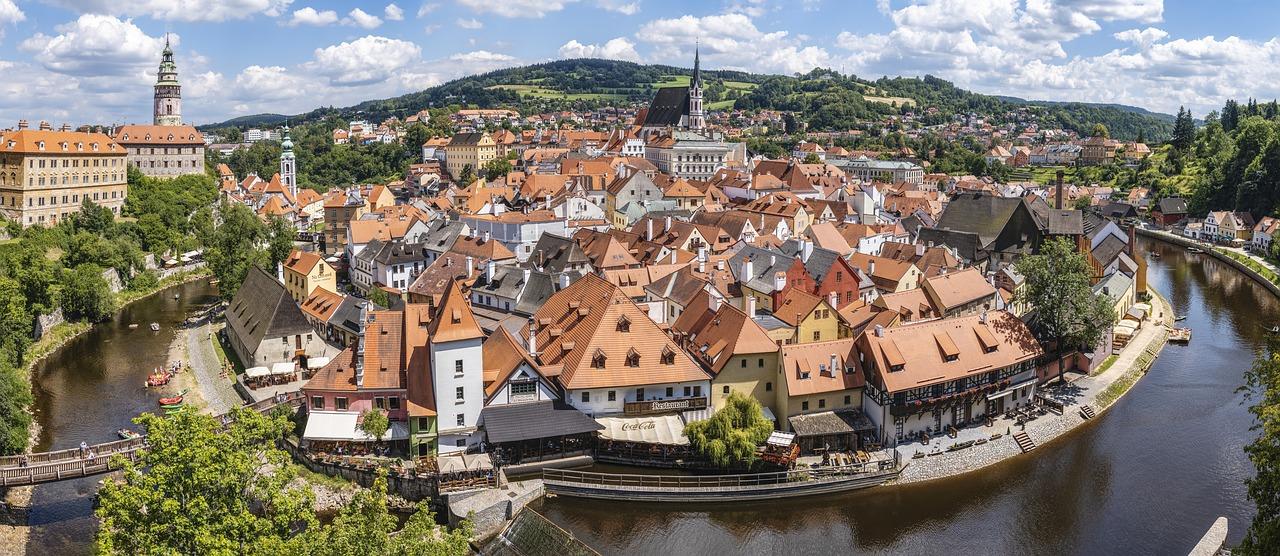 turismo em Ceský Krumlov