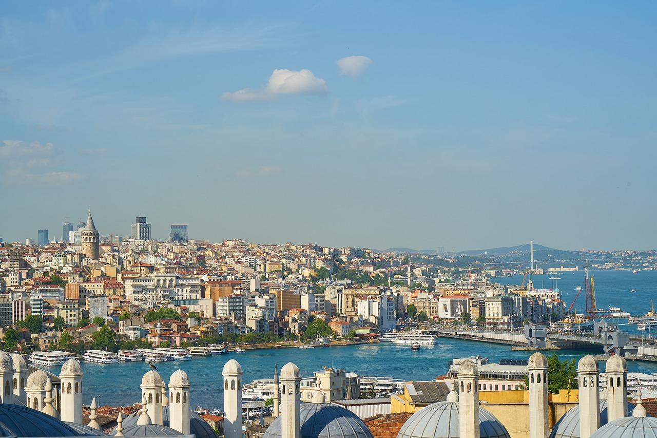 pontos de interesse istambul