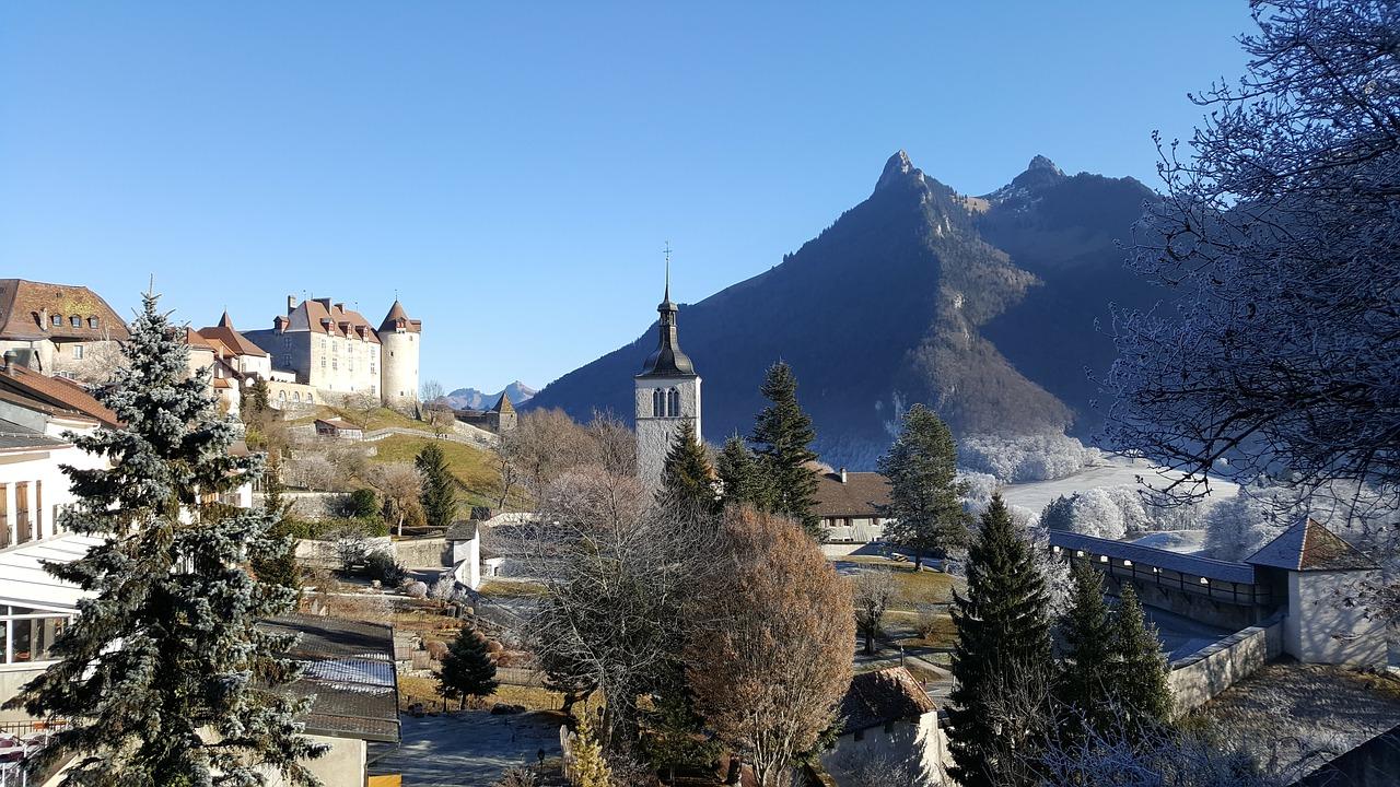 atrações da suiça