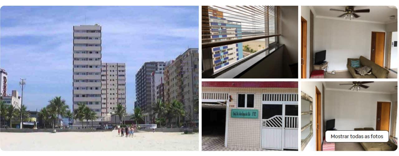 airbnb Praia Grande guilhemina