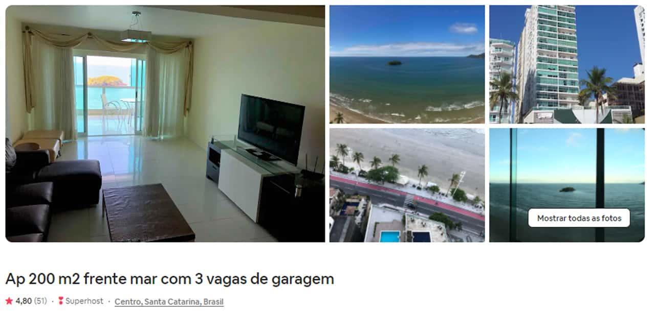 booking balneário camboriú
