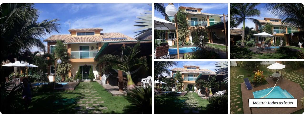 airbnb Cabo Frio peró