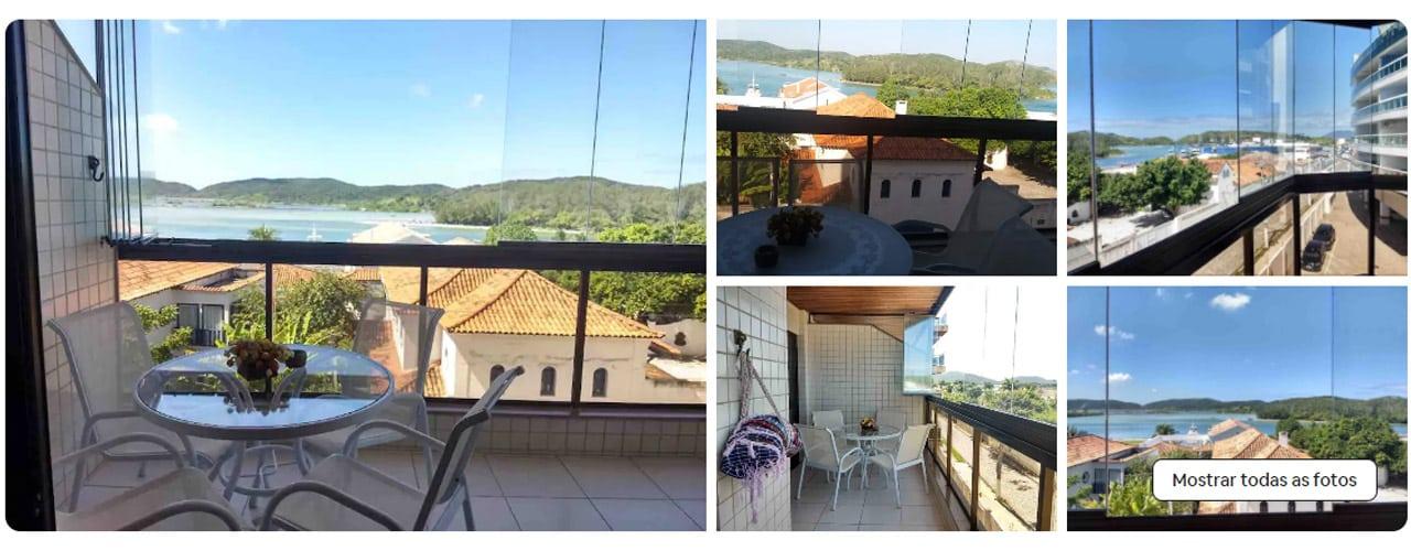 airbnb Cabo Frio centro