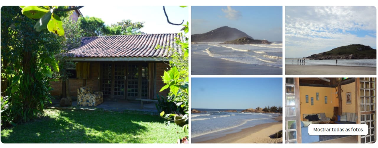 airbnb em Garopaba Praia da Barra