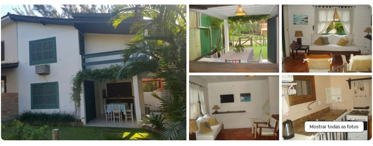 airbnb Garopaba Barra