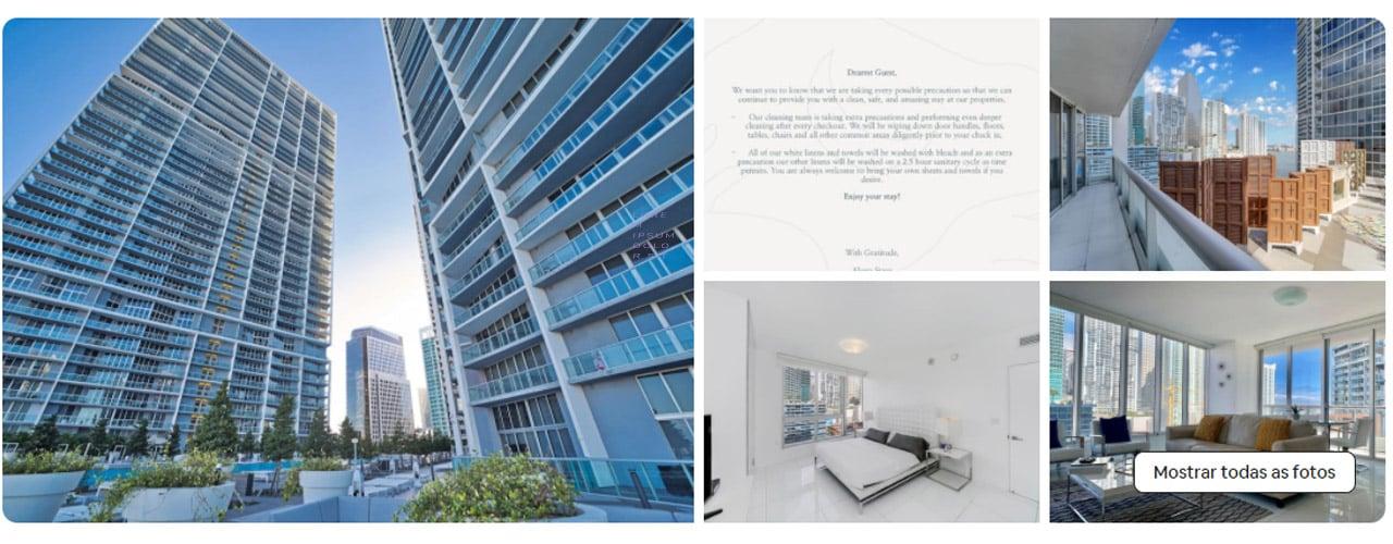 airbnb miami apartamentos
