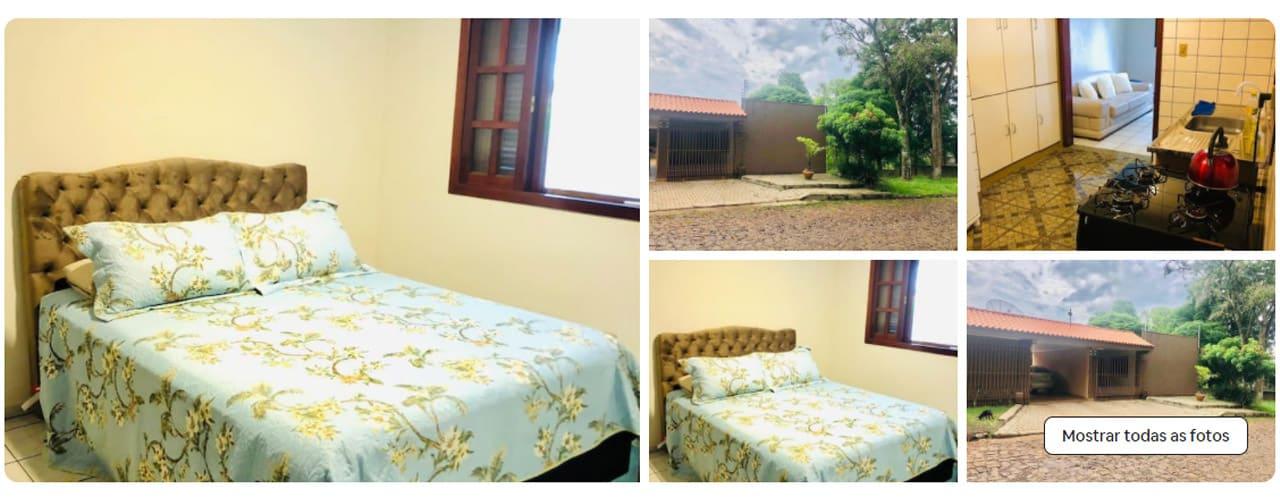 casa Foz do Iguaçu pr