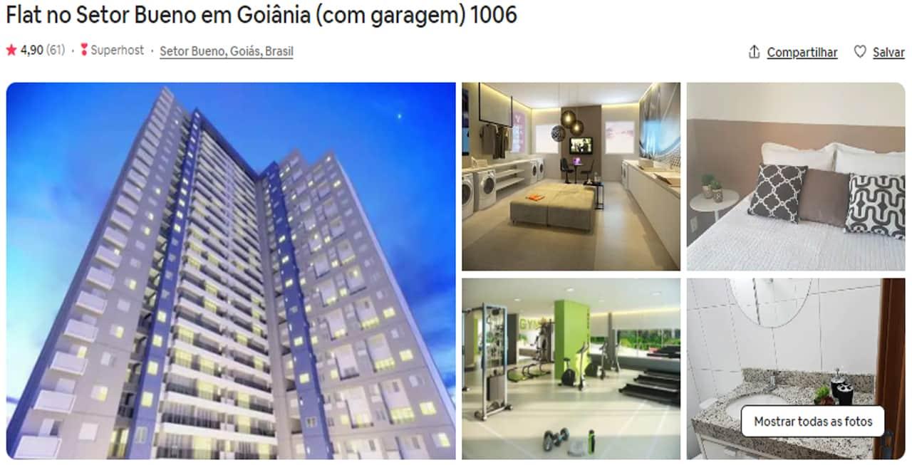 Airbnb Goiânia