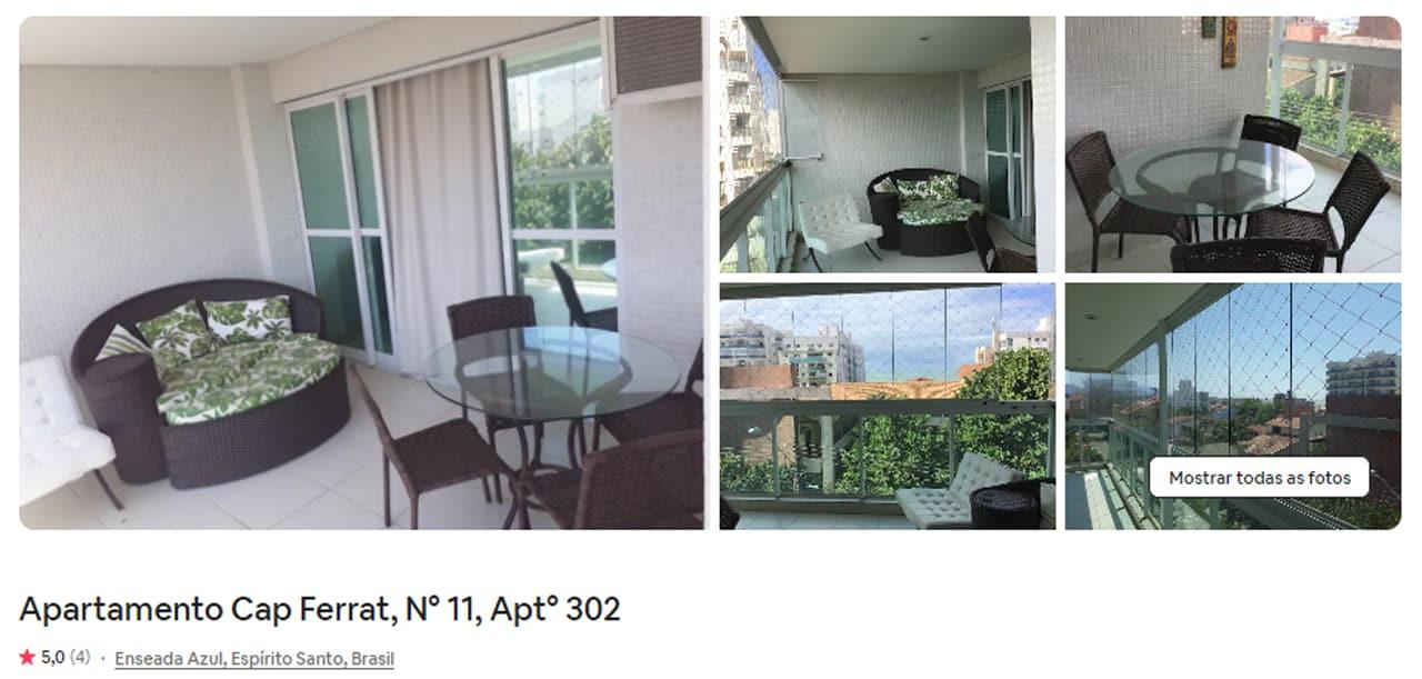 Airbnb Guarapari bem localizados