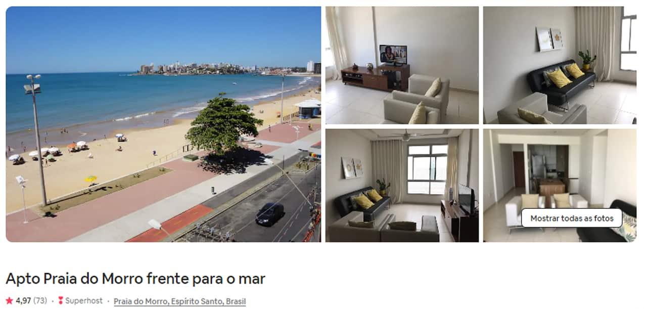 Airbnb Guarapari casa