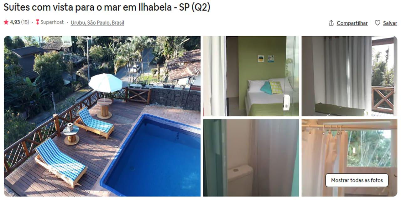Airbnb Ilhabela hotel