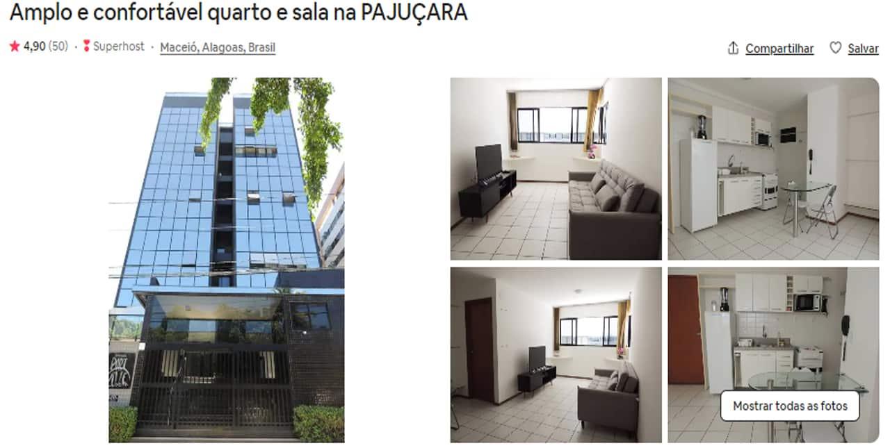 Airbnb Maceió