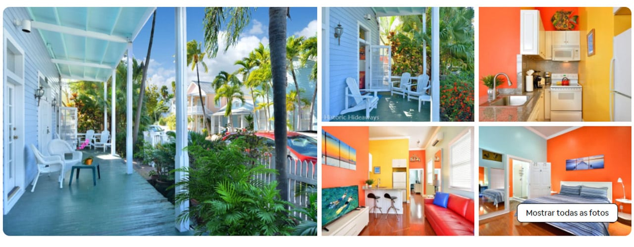airbnb em miami key west