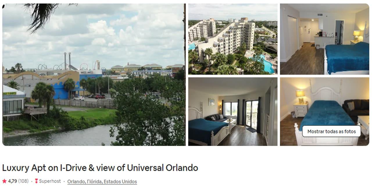 Airbnb Orlando hotel
