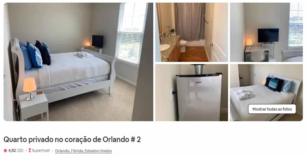 airbnb orlando dicas