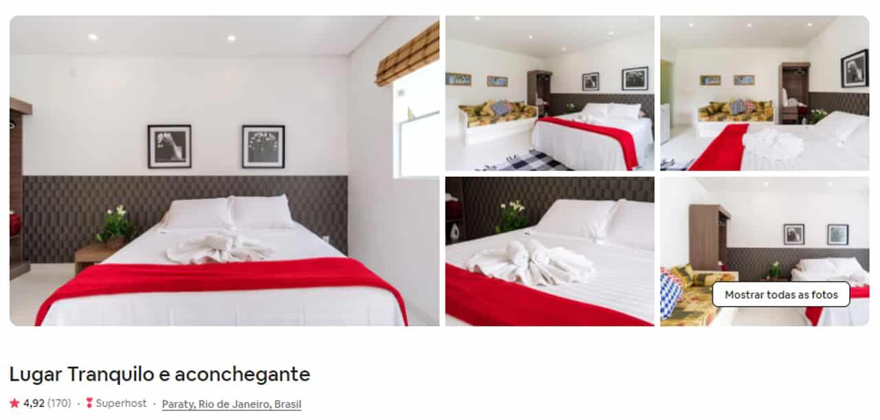 Airbnb Paraty casa